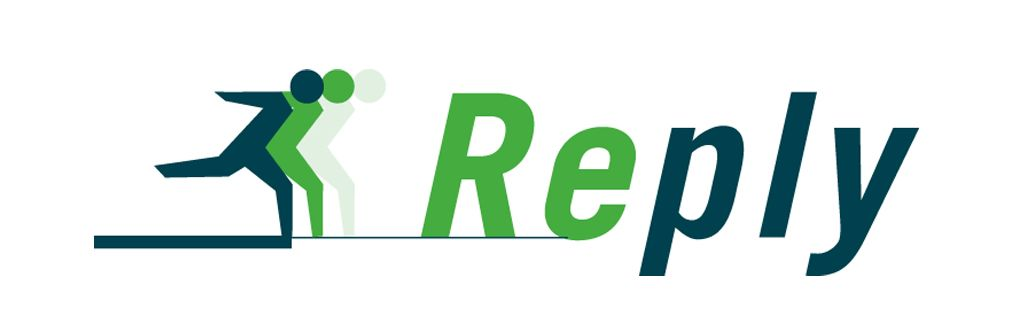 Reply official logo