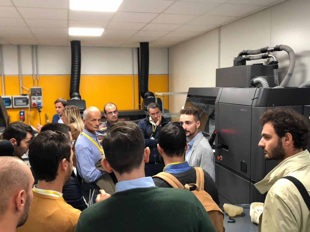 stampanti 3D HP protocube