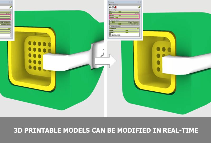 3D Parametric Design Tool