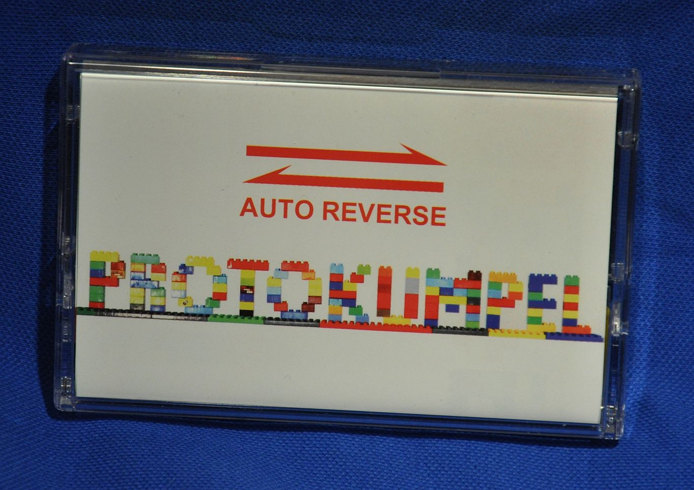 auto reverse front cover