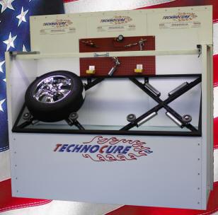 Pro Tools Amp Equipment Technocure Spray Booths