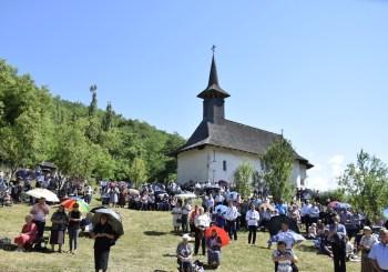 Ștefan cel Mare și Sfânt cinstit la Mănăstirea Vad