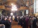 """Biserica """"Sfinţii Arhangheli Mihail şi Gavriil"""" din Dej și-a cinstit ocrotitorii"""
