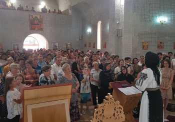"""Seară duhovnicească în Parohia ,,Sfântul Ierarh Nectarie"""" din Dej"""