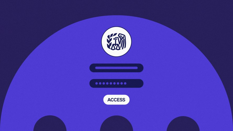 Website login page featuring Kraken brand colours and logo and US government seal