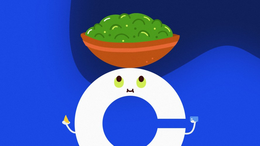 Coinbase has teased guac-loving millennials with cashback rewards when spending crypto via Google and Apple Pay.
