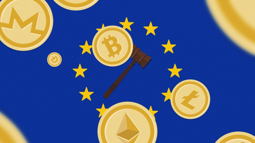 EU Commissioner Mairead McGuinness tweeted to warn 'the whole of the crypto sector,' she's coming for your anonymous crypto wallets.