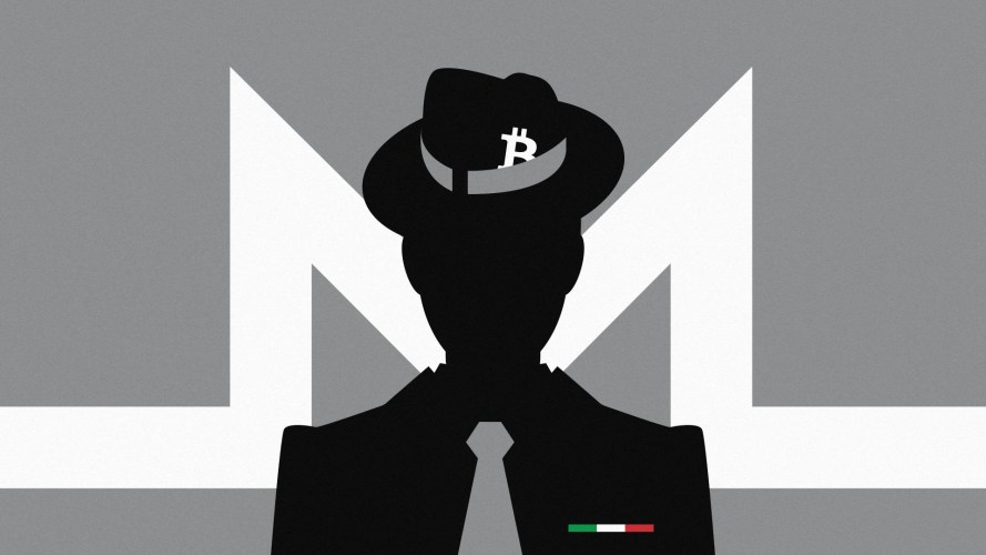 The Italian Mafia is using Bitcoin and Monero to hide its crimes, including big-money deals with South American cocaine runners, according to the country's anti-organized crime squad.