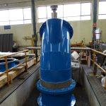 Turbina 60kW. Trabajando en conjunto con los proveedores 3