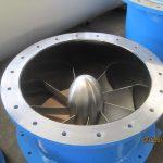 Turbina 60kW. Trabajando en conjunto con los proveedores 9