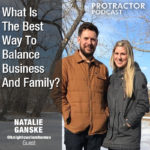 best way to balance business and family