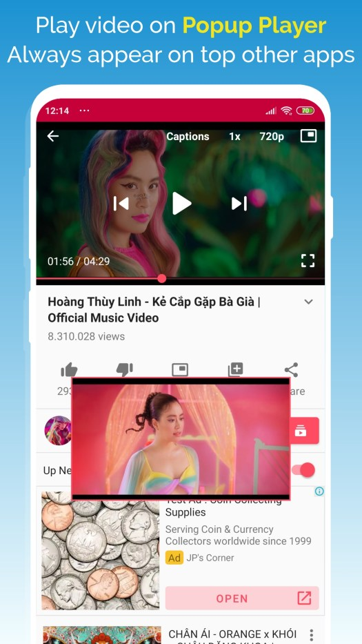 ProTube Android - Floating Tube Player for YouTube - 4