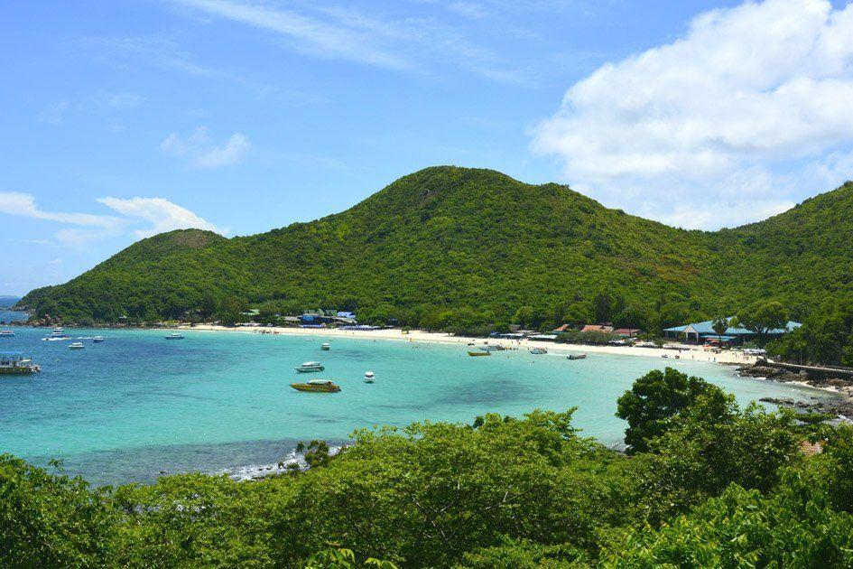 7 пляжей острова Ко Лан: плюсы и минусы