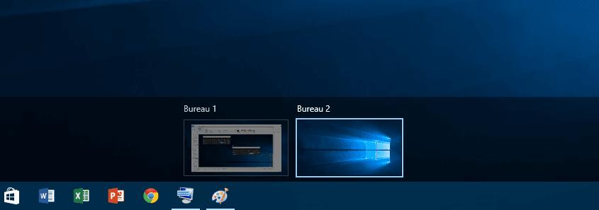 Windowspager utiliser des bureaux virtuels sous windows vista