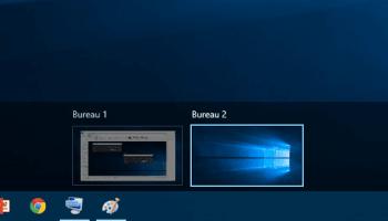 Bureaux Partagés Xp : Windowspager utiliser des bureaux virtuels sous windows 7 vista
