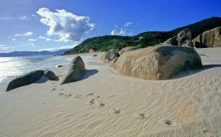 ?????,???? (Beach at Yalong Bay, in Sanya, China)