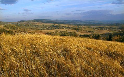 Góra Szybowcowa, Dolny Slask (Szybowcowa Hill, Lower Silesia)