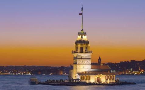 Kiz Kulesi, Istanbul, Türkiye (Kiz Kulesi, Istanbul, Turkey)