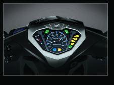 New Supra X 125 FI fitur lampu batok