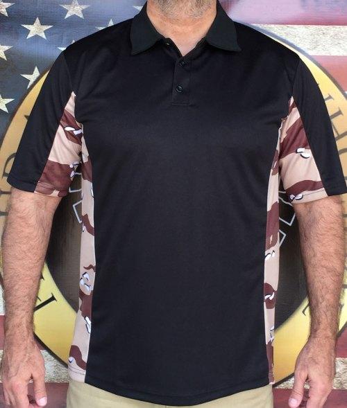 Desert Storm Polo Shirt