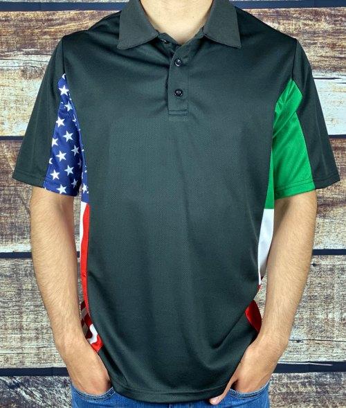 Italian American Polo Shirt