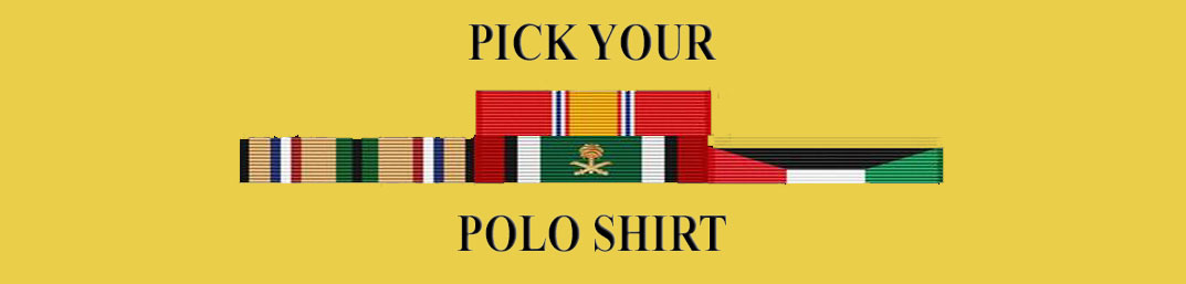 find a patriotic polo shirt