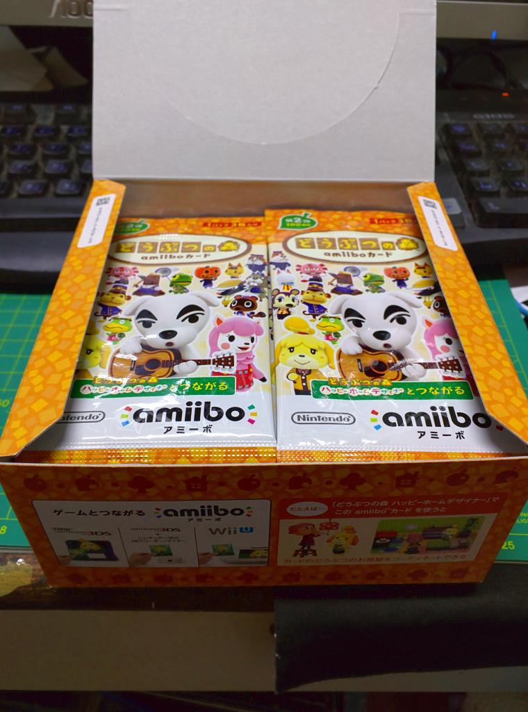 動物之森 - Amiibo Card 第二彈