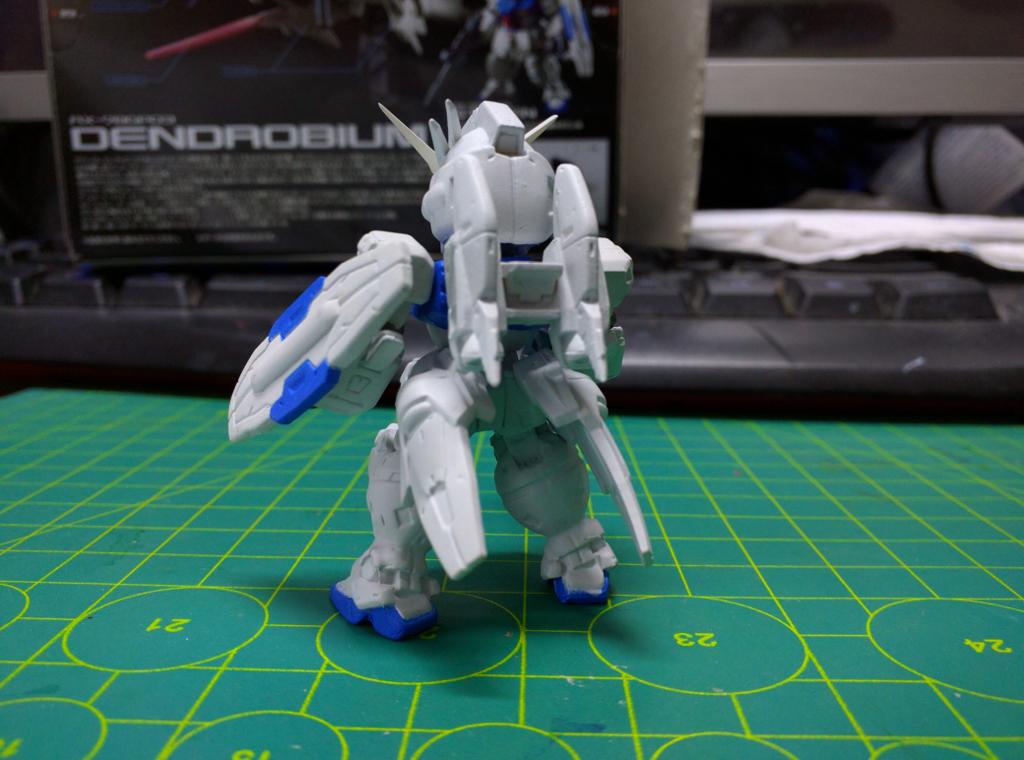 FW Gundam Converge EX 07 - GP03 Dendrobium