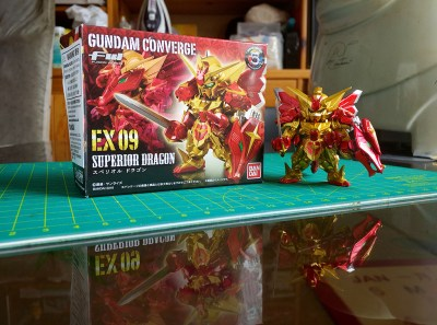 FW Gundam Converge EX 09 - 超越之龍