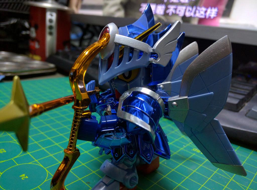 Legend BB 全武裝騎士高達 - 傳說之巨人Ver.