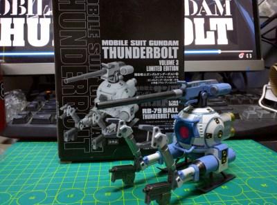 HGTB RB-79 Ball - Thunderbolt ver.