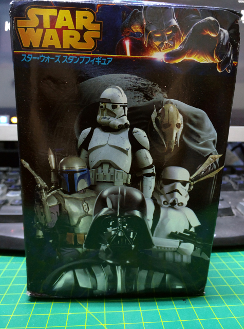 Star Wars Character Stampers