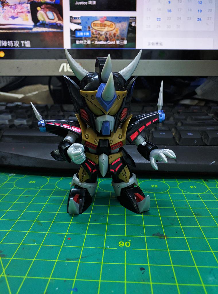 元祖SD高達0089 - Gunkiller【魂店限定】