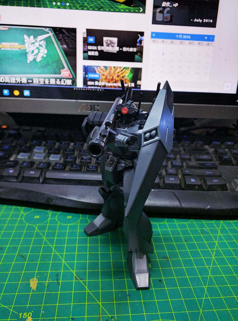 HGBF Ghost Jegan F【魂店限定】