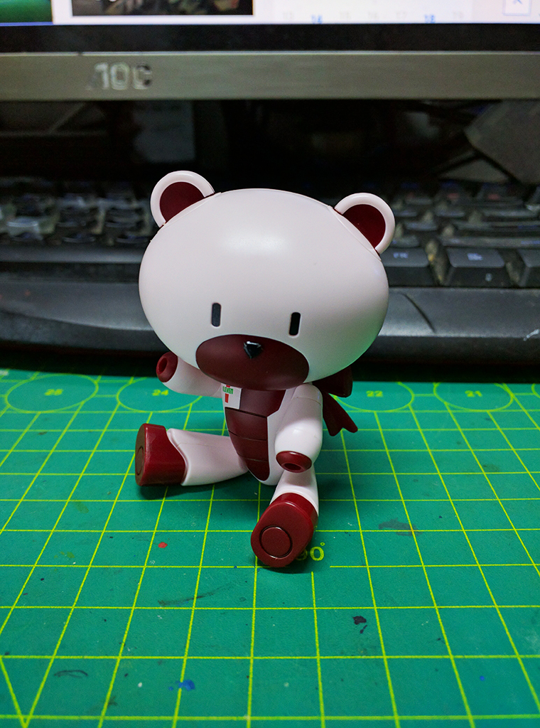 HG Petit'gguy 小熊霸 套裝 (7-11配色)