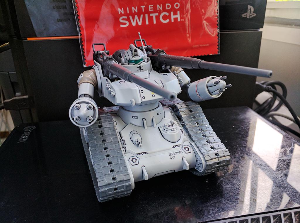 HGGTO RTX-65 Guntank 初期型