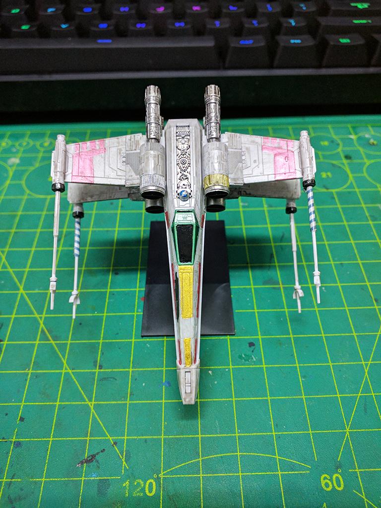 [Vehicle Model 002] X-Wing Starfighter
