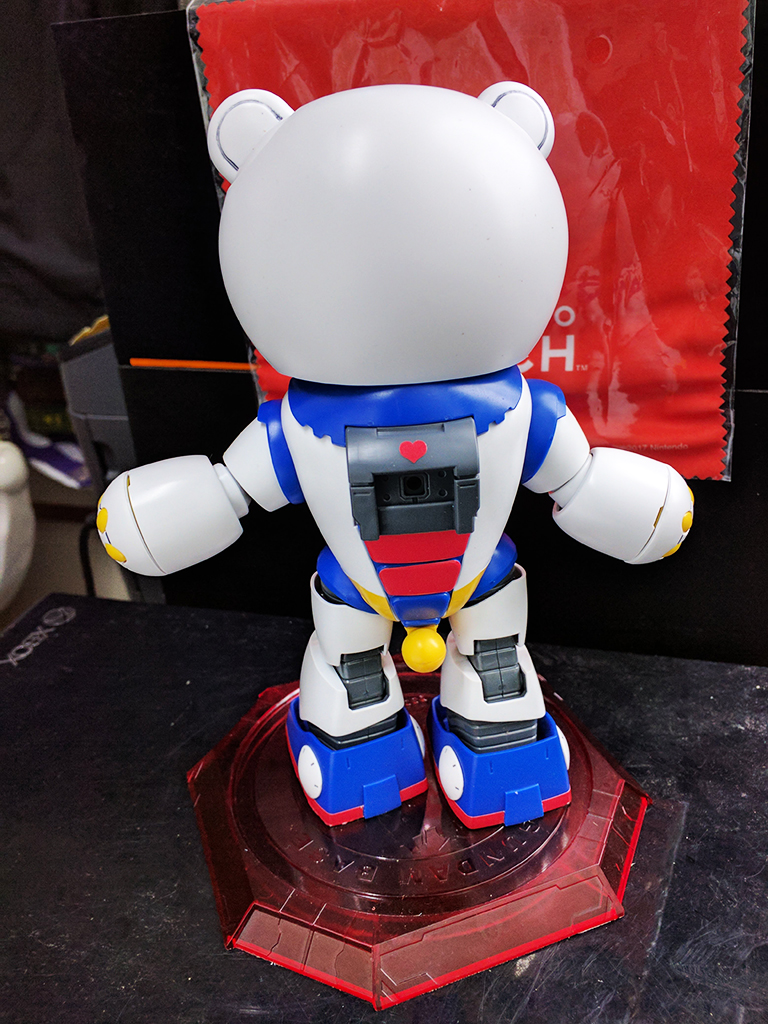HGBF Beargguy III - Tricolor配色【GBT限定】