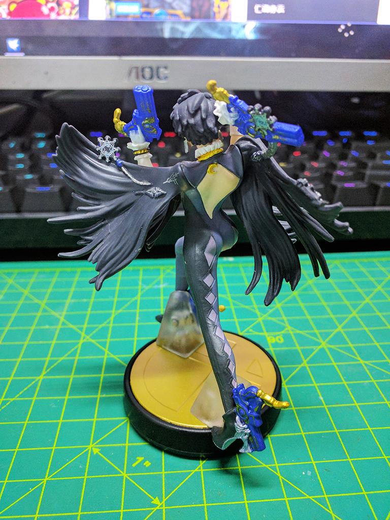 Bayonetta ∞ Climax Edition w/ Amiibo