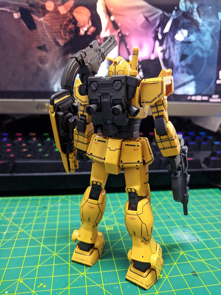 HGGTO RX-78-01[N] 局地型高達 (出廠配色)