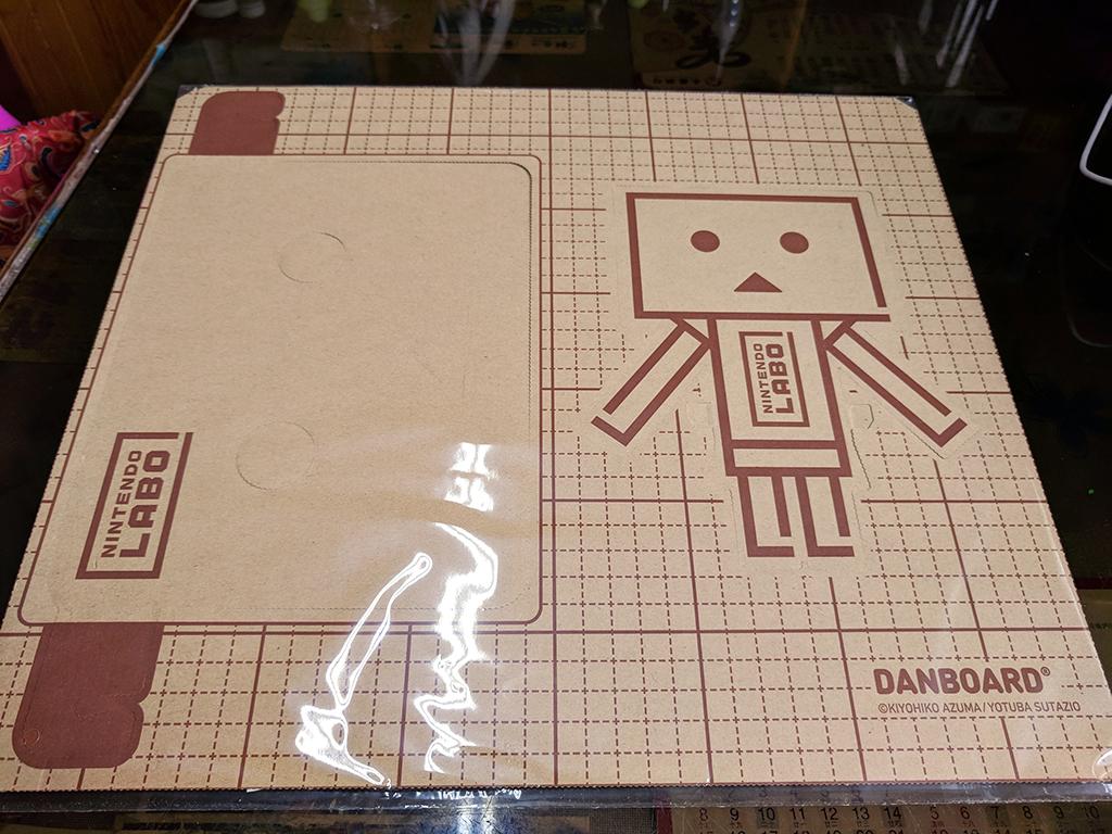 Nintendo Labo Toy-con 01: Variety Kit【日本Amazon版本】