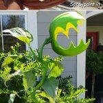 13 Ideas To Make Creepy Diy Halloween Planters Proud Home Decor