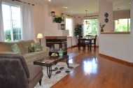 AFTER - Living & Dining Room Staging