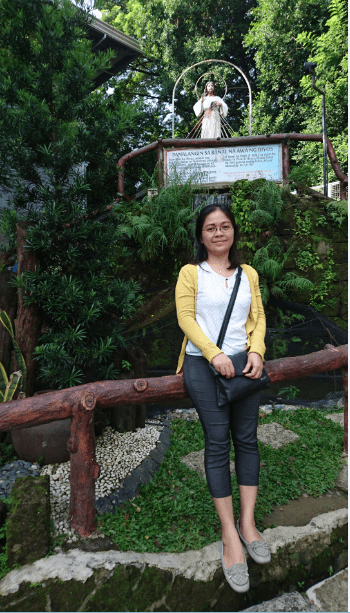 51Talk teacher Genevive, a Committed Educator