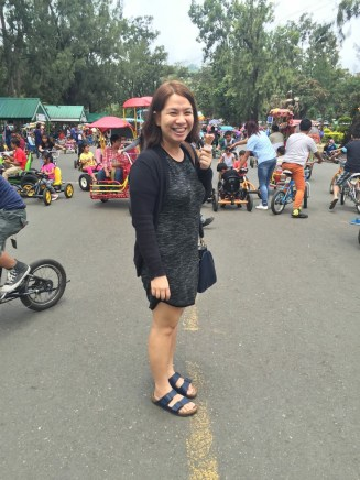 Teacher Aine Marga, Well-Rounded in Teaching