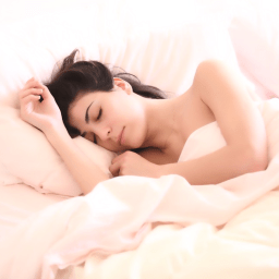 wellness is plenty of sleep