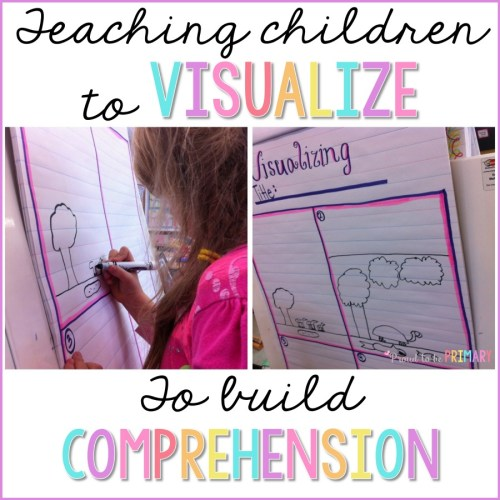 teaching children to visualize to build comprehension