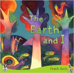 earth day ideas: books - The Earth and I