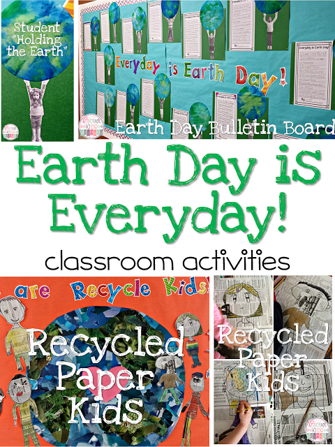 earth day ideas: Every day is Earth Day