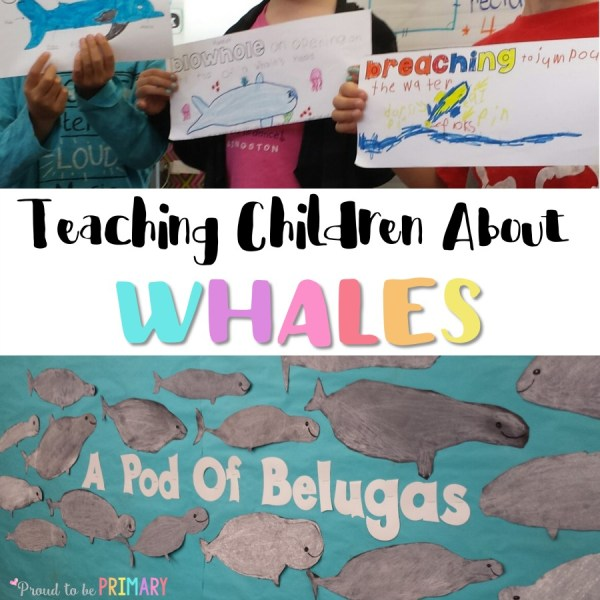 whales for kids: nonfiction science lessons